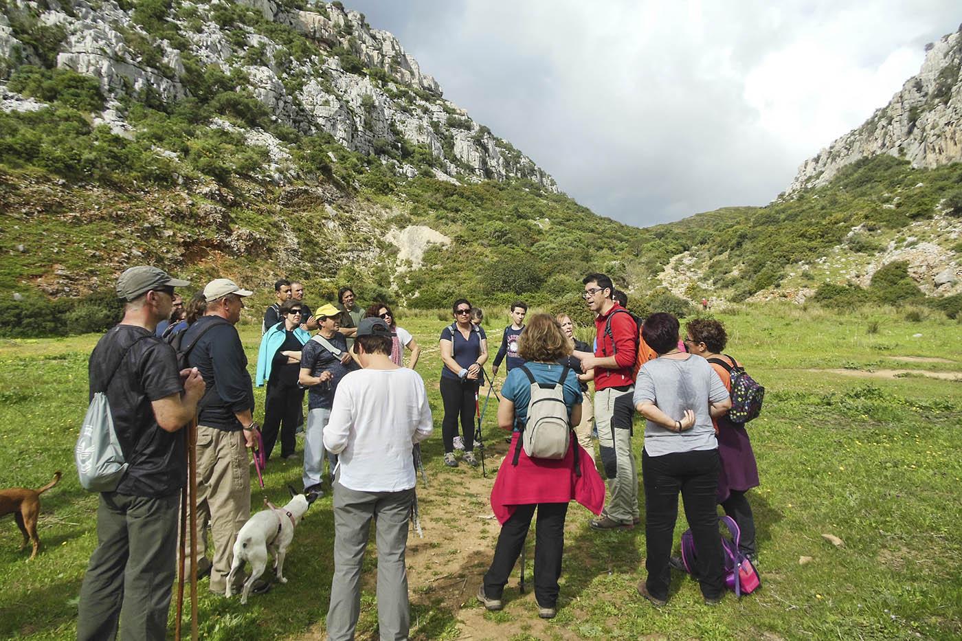 Jornadas divulgativas sobre la Sierra de la Utrera (2016)