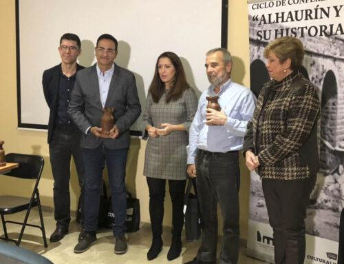 """Presentado en Alhaurín de la Torre el libro """"Caminando por la Historia de la provincia"""""""