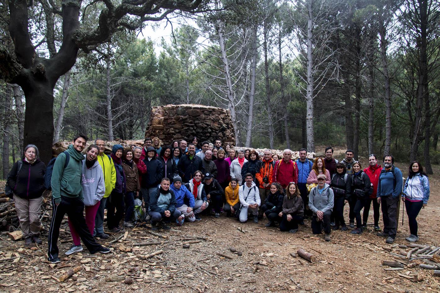 Horno de los Almárgenes (Sierra Bermeja, Estepona)