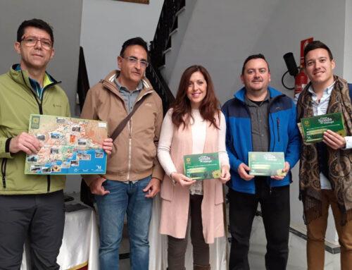 Diputación presenta un estuche de mapas de Historia de Málaga