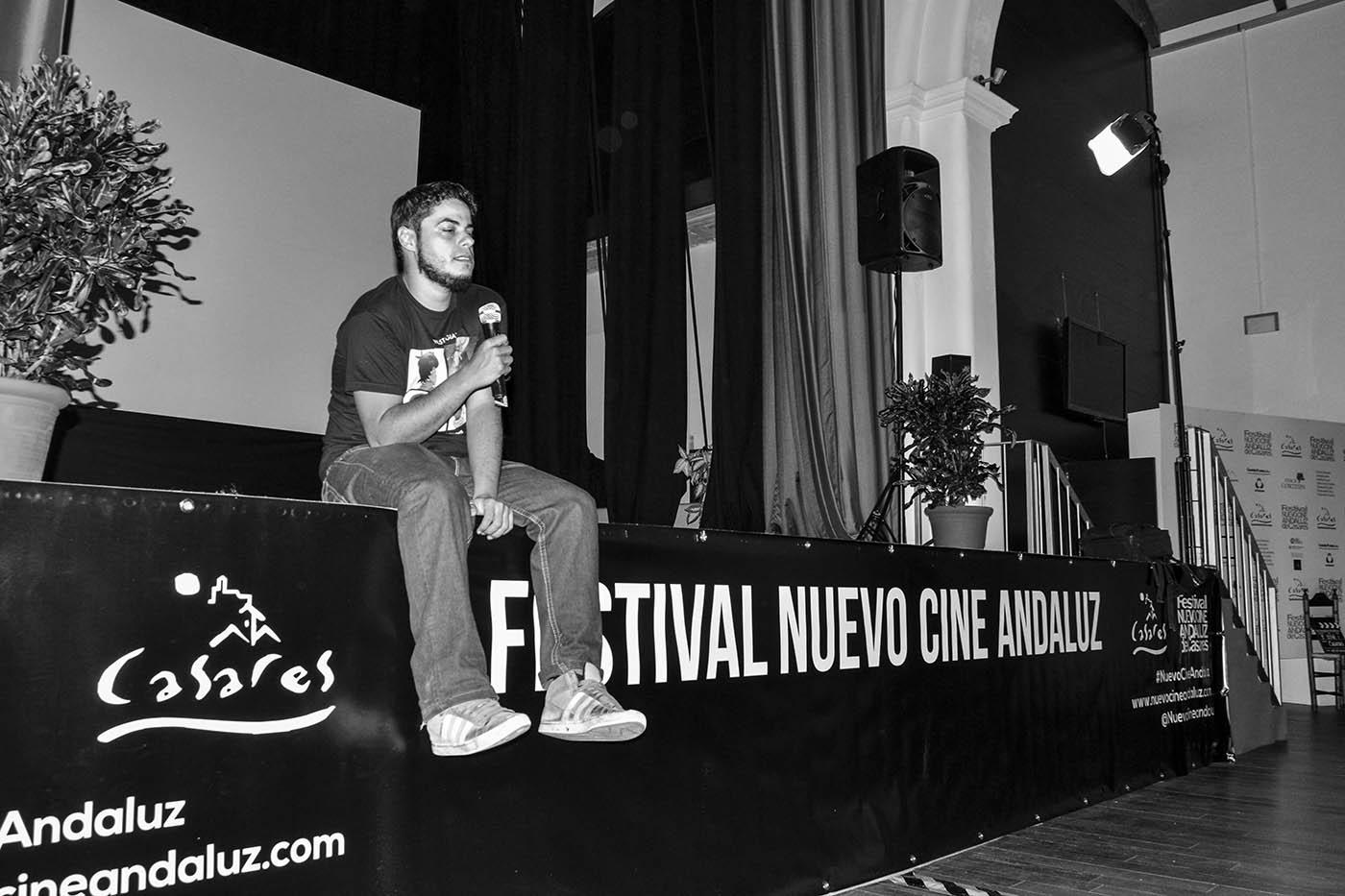 David Sainz, premio Cámara Oscura 2016