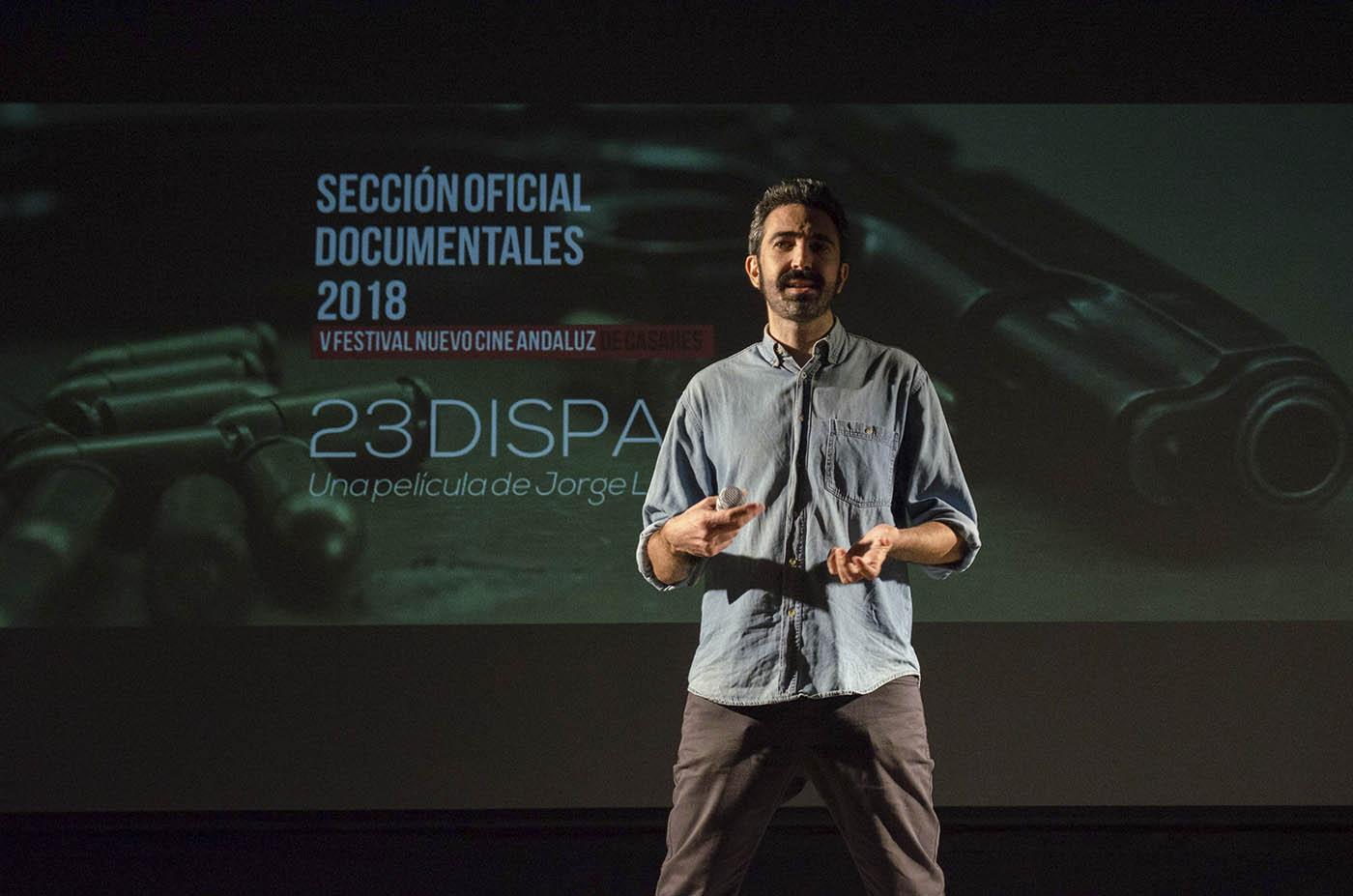 23 disparos, mejor documental Nuevo Cine Andaluz 2018