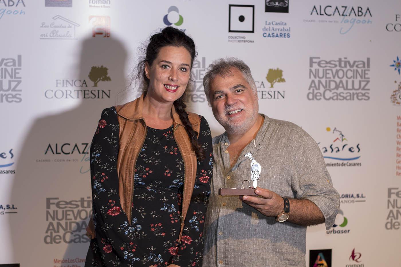 Benito Zambrano, premio Cámara Oscura 2017