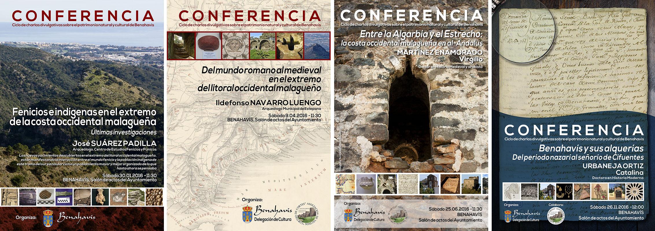 Ciclo de conferencias de Historia de Benahavís