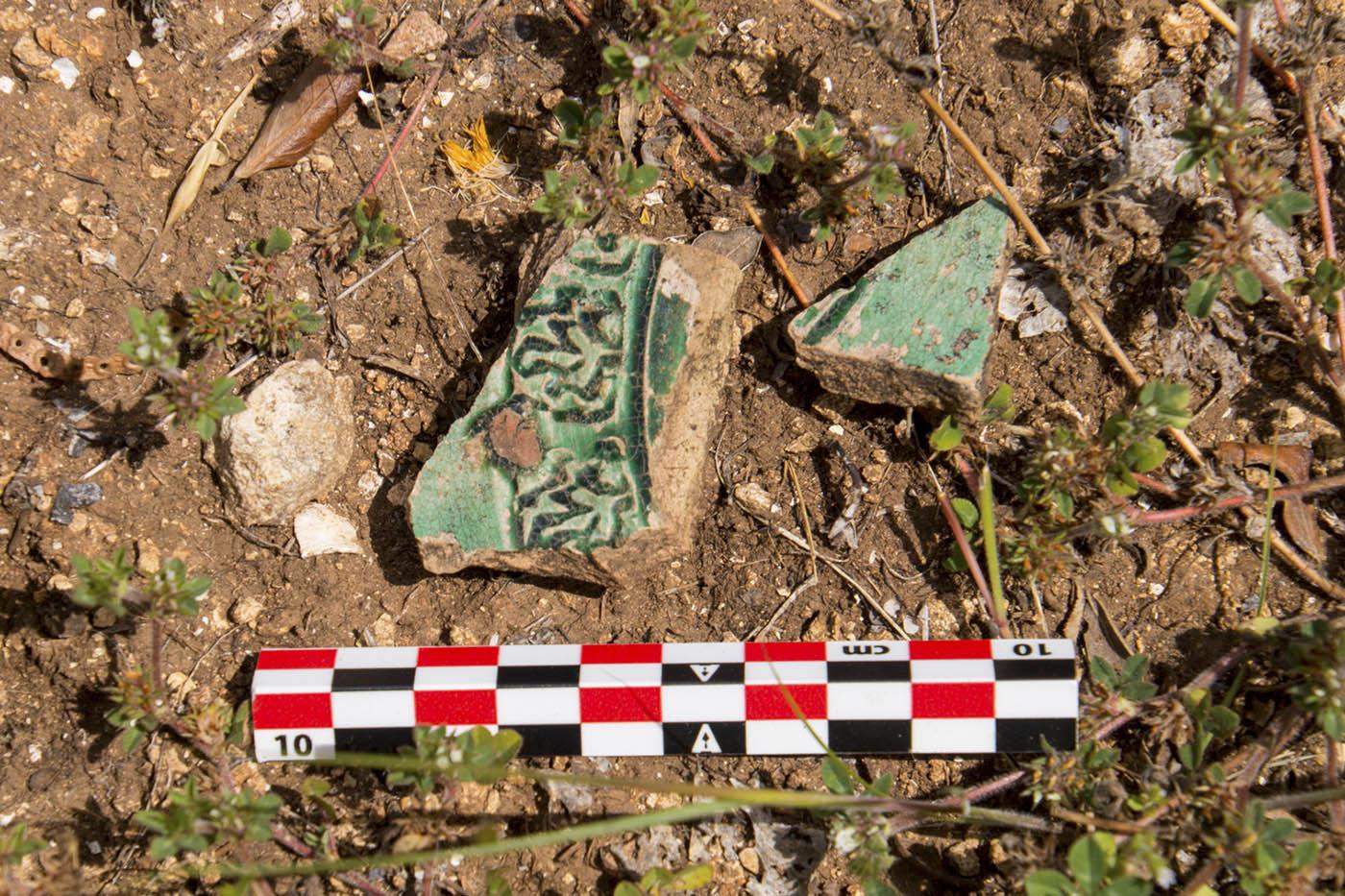 Prospecciones arqueológicas para el Instituto Arqueológico Alem´án