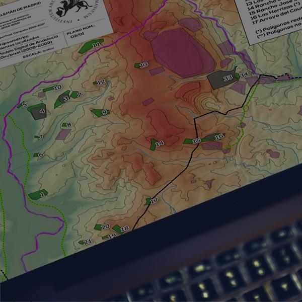 Cartografía SIG para el DAI
