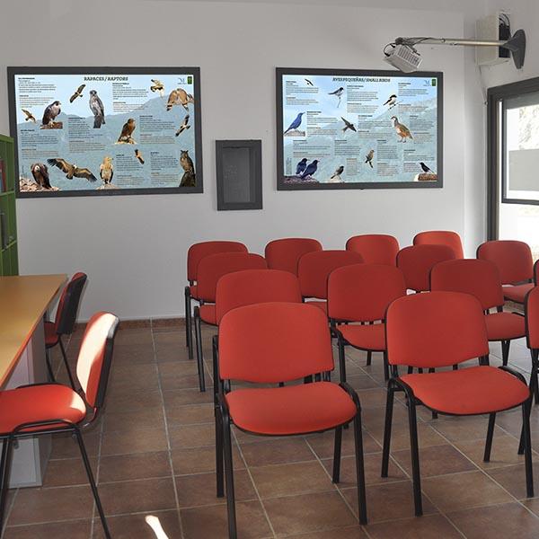 Centro ornitológico de Casares