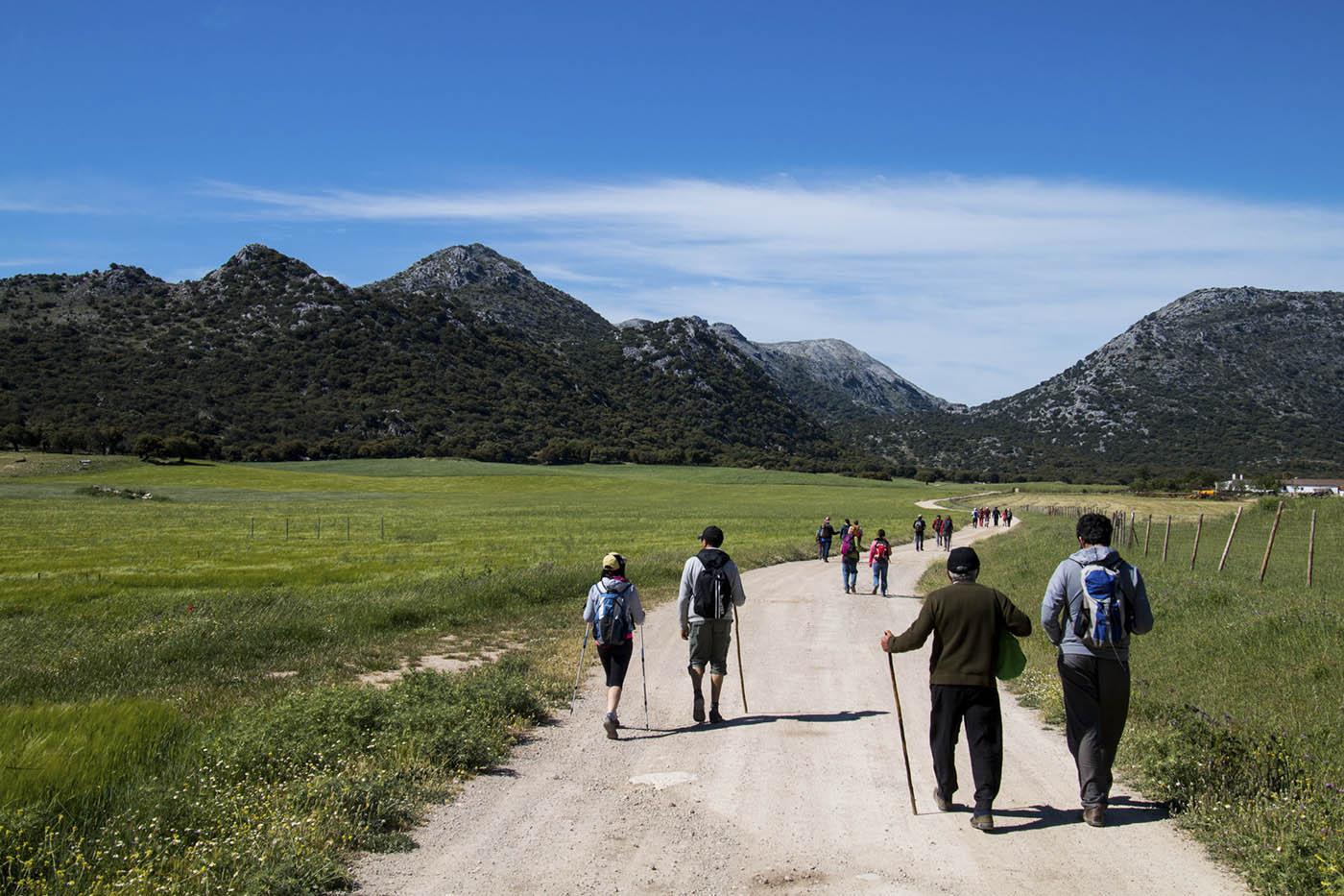 Rutas de senderismo para el ayuntamiento de Casares