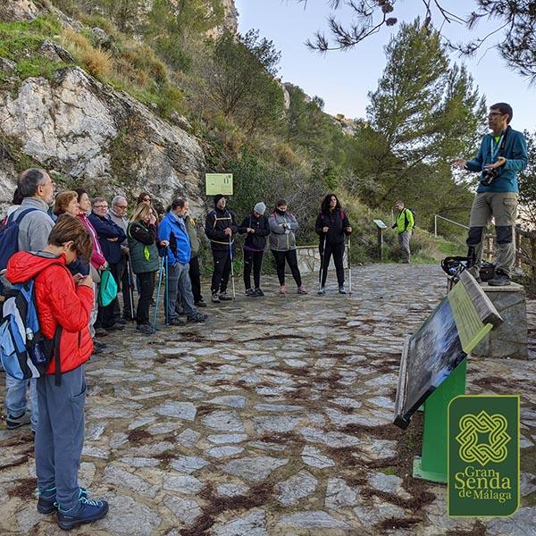 Rutas de interpretación histórica por la Gran Senda de Málaga