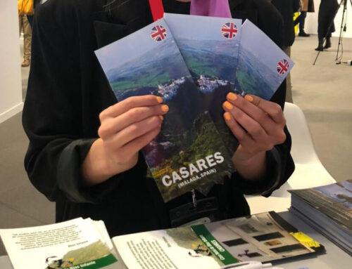 Acaire diseña un libro de rutas para repartir en la feria de turismo de Düsseldorf