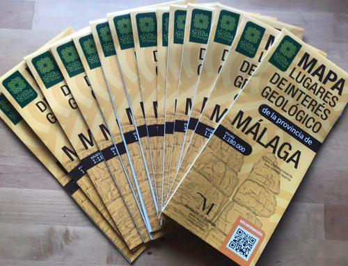 Diputación presenta el Mapa de Lugares de Interés Geológico de la Provincia de Málaga